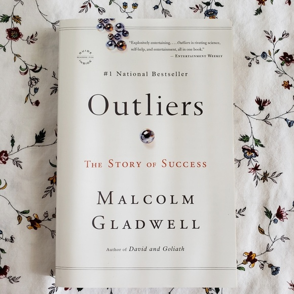 Other | Outliers By Malcolm Gladwell | Poshmark